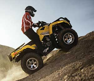 Can Am Outlander Model Guide.
