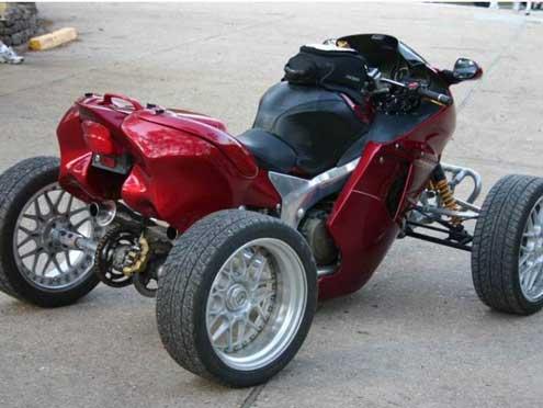 Suzuki Road Legal Quad Bikes