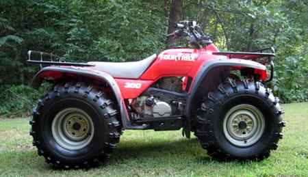 used-quads-for-sale-honda-300