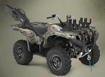 yamaha grizzly accessories guide