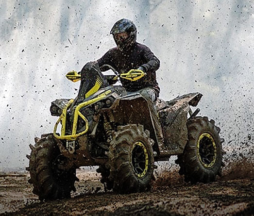 can-am renegade xmr
