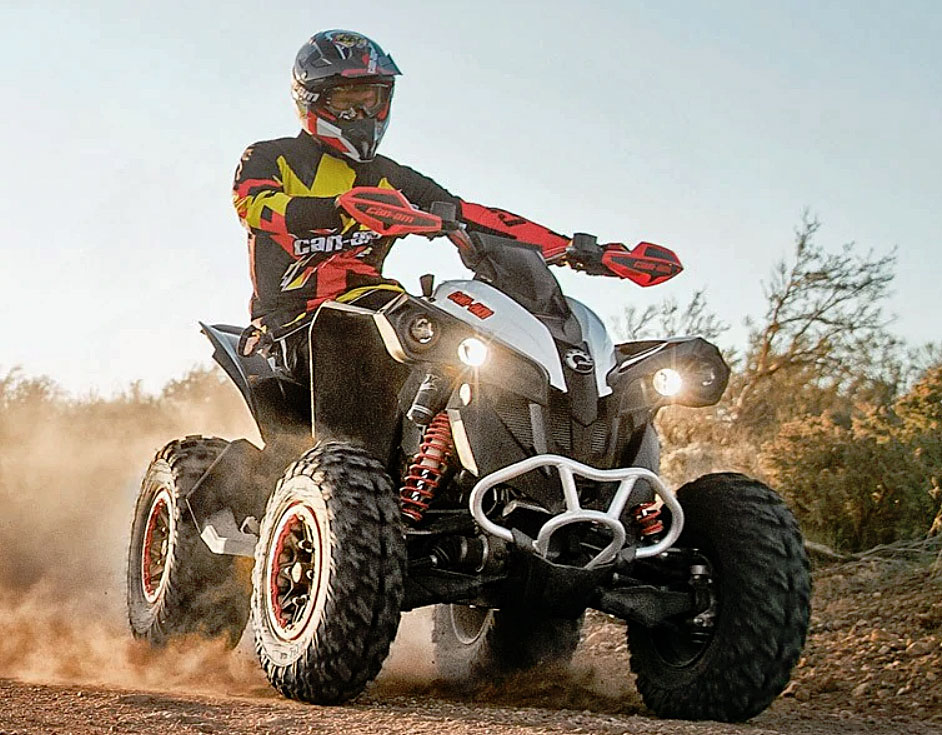 2019 can-am renegade xxc