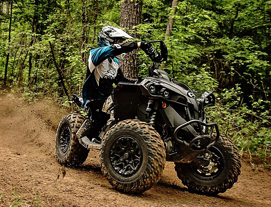 can-am renegade 850 xxc