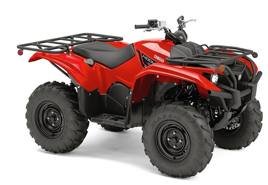 2019 Yamaha Kodiak 450 Guide - Prices, Specifications, Key Features.
