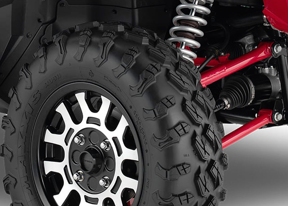 honda talon tires