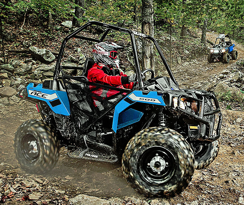 polaris ace 500 trail