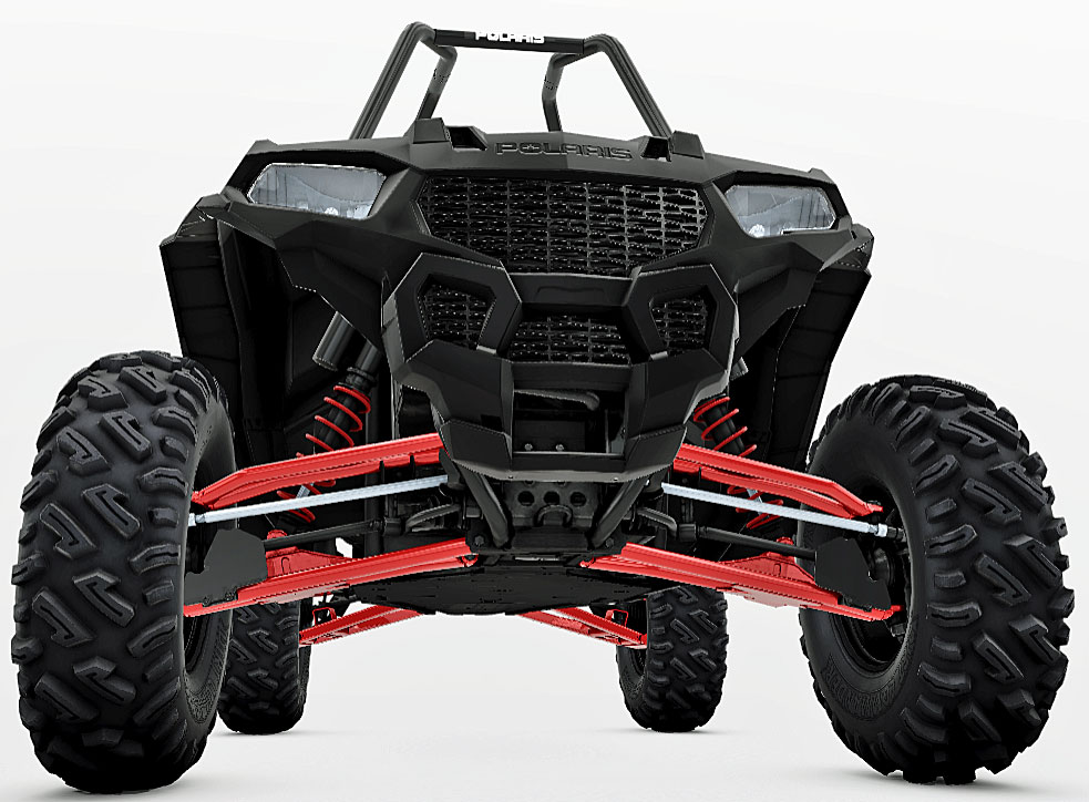 polaris ace 900 xc front suspension