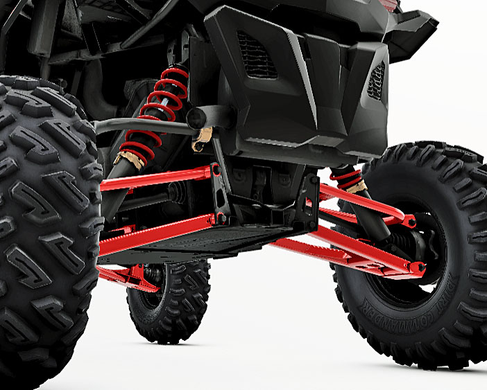 polaris ace 900 xc rear suspensioin