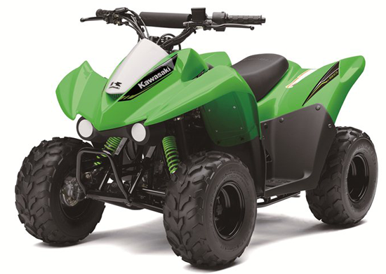 gas youth atv