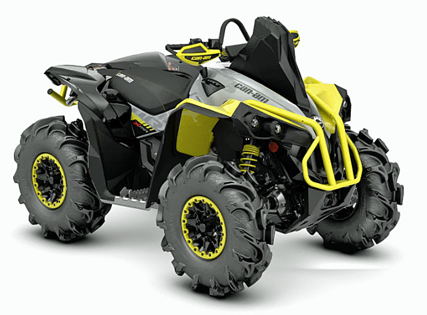 2019 can am renegade xmr 570