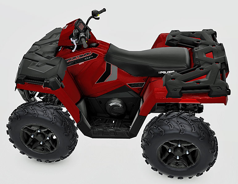 2019 polaris sportsman 570 sp