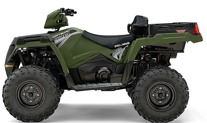 2019 polaris Sportsman 570 X2