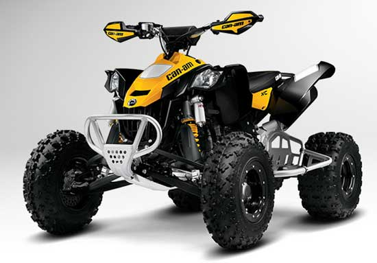 can am atv guide to all can am models. Black Bedroom Furniture Sets. Home Design Ideas