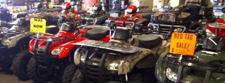 Suzuki Four Wheelers >> Best Used Four Wheelers Rated by Price.