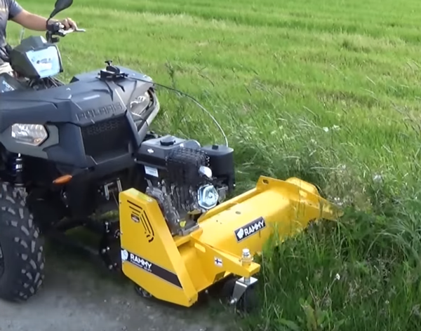 Utv And Atv Mower Guide For Rough Cut And Finish Mowers