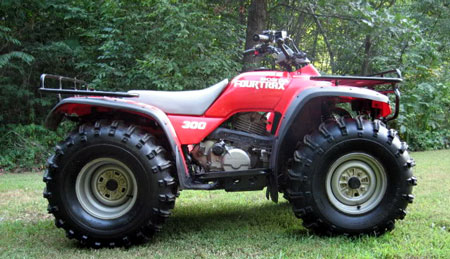 used-quads-for-sale-honda-300