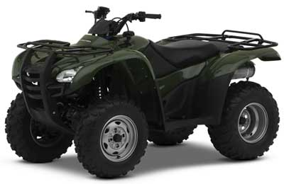 Superb Honda Atv Rancher