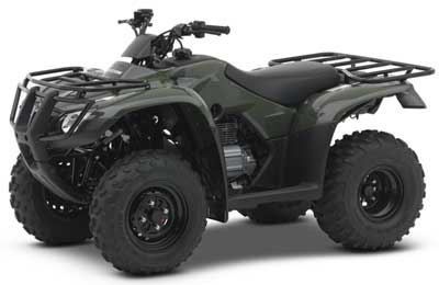Side By Side Utv >> Honda ATV - Your Complete Guide.