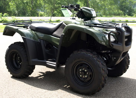 Honda Used Atv For Sale