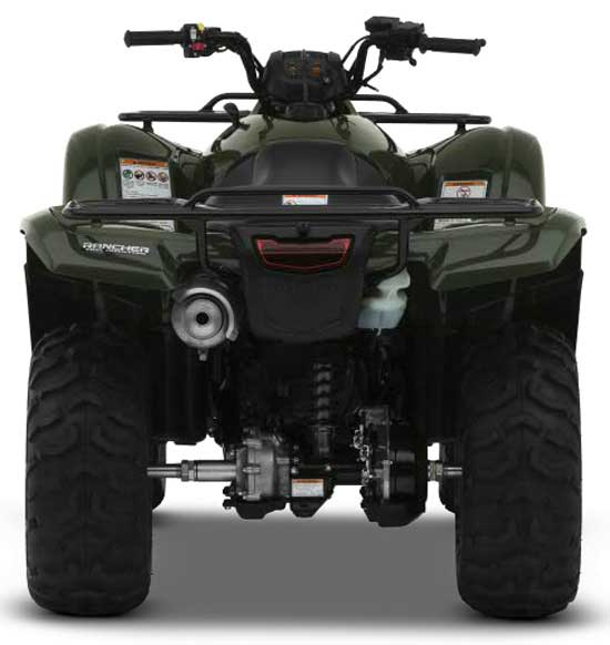 Honda Rancher ATV Models for 2013. Review and Guide.