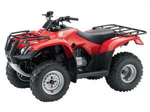 honda-recon-atv-red