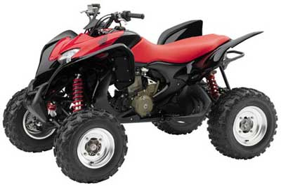 ATV Buyer's Guide, Prices and Specifications ...
