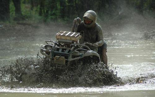 mudding-four-wheelers