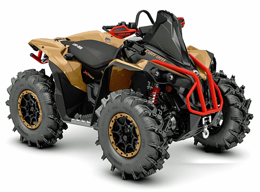 Can Am Atv Guide To All Can Am Models