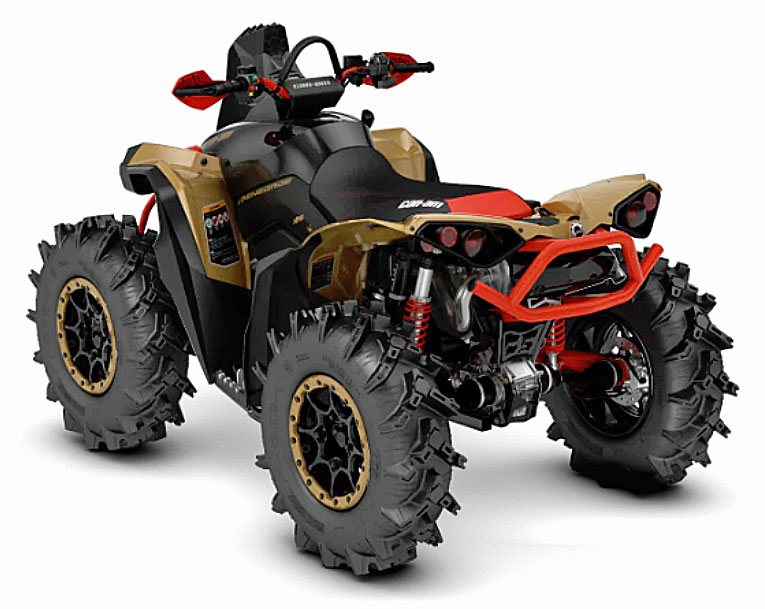 can-am renegade 1000r mxr