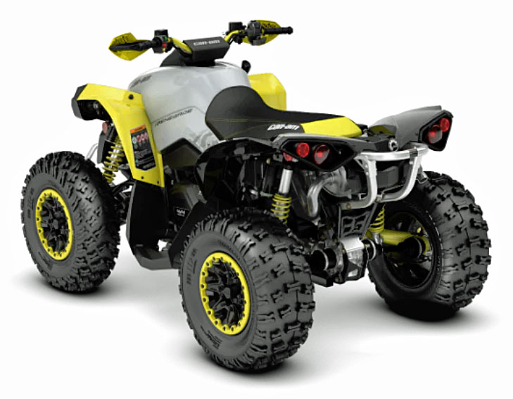 2019 can-am renegade 1000 xxc