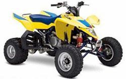 used-quads-suzuki-quadracer