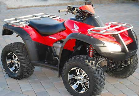 Used Honda Four Wheelers For Sale >> Used Four Wheelers For Sale. Best Buys.