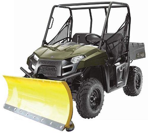 utv-snow-plow