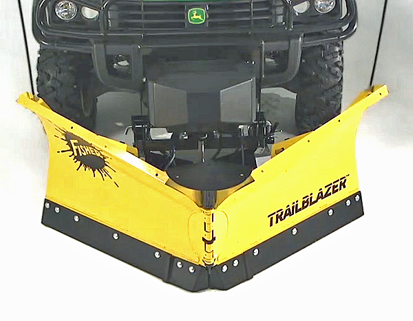 atv snow plow v blade