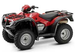 used-honda-atv-foreman-2005
