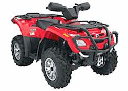 used-four-wheeler-canam