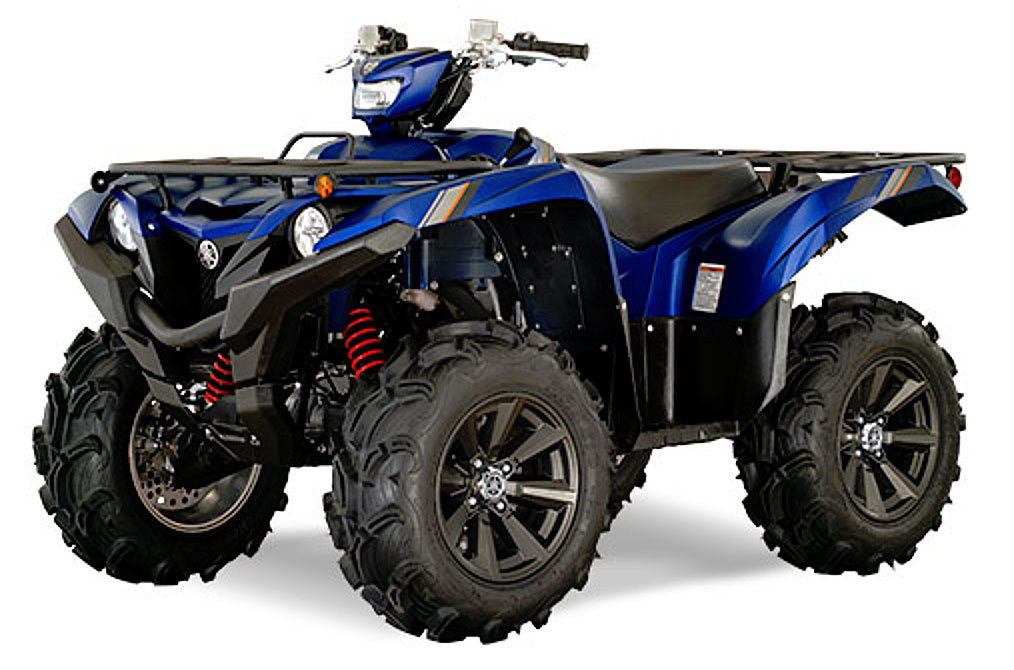 2019 grizzly eps se blue