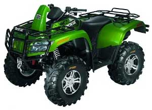 2009-arctic-cat-atv-prices