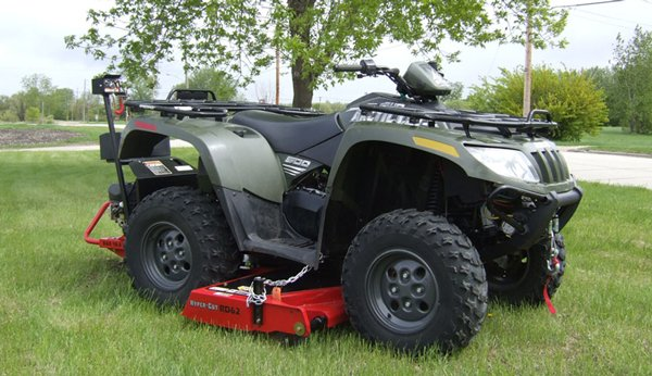 belly mount atv mowers
