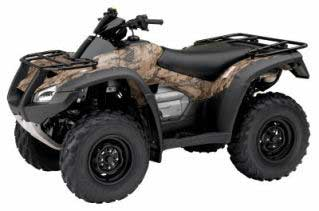 honda-4-wheelers-4x4