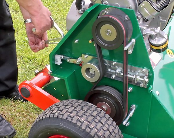 atv mowers manual drive