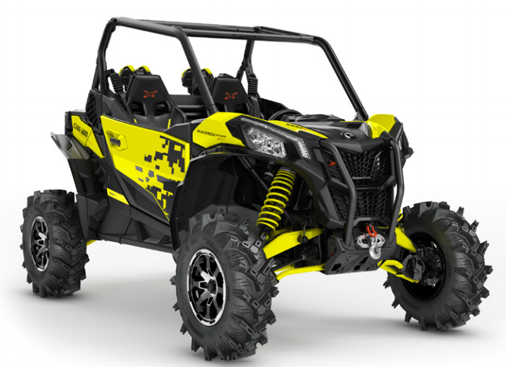 can am maverick sport xmr