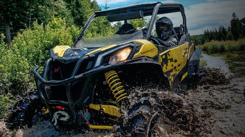can-am maverick sport xmr-2