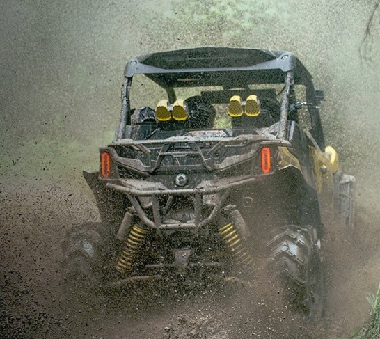 can-am maverick sport xmr-4