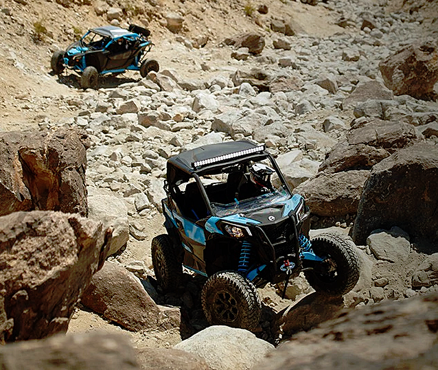 can-am maverick sport xrc