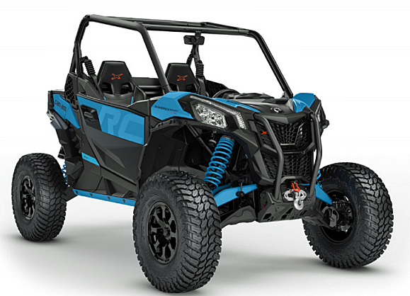 can am maverick sport xrc