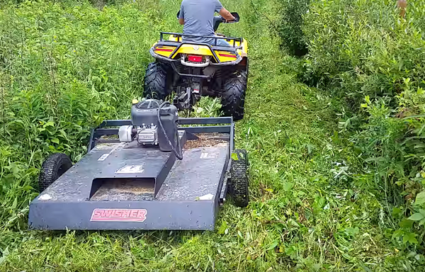 rough cut atv mowers
