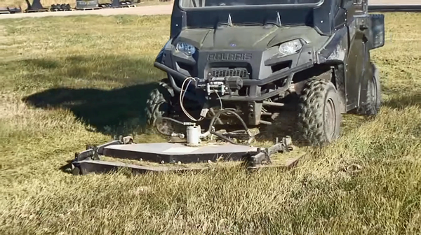 utv and atv mowers